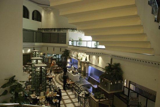 The Suryaa New Delhi: Atrium Lounge