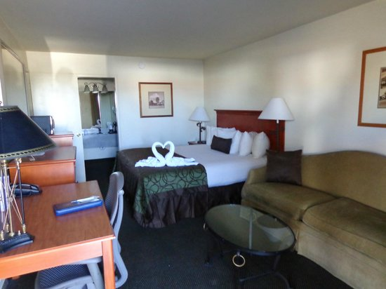 Coronado Motor Hotel-Yuma : This is our new corporate suites