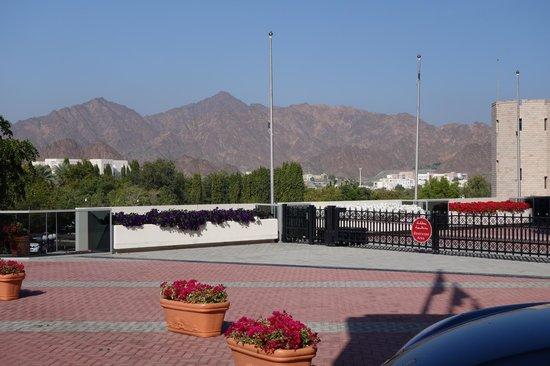Al Bustan Palace, A Ritz-Carlton Hotel: Entrance
