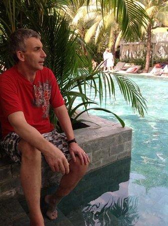 The Plantation Urban Resort and Spa: goodbye pool we miss you already
