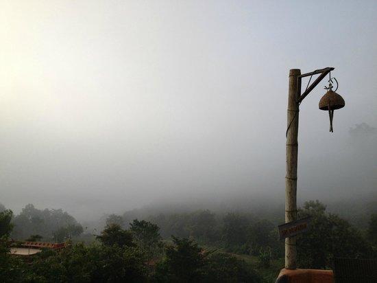 Monmaen Resort & Spa: View from restaurant