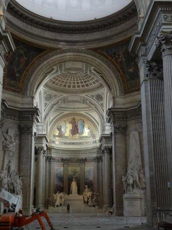 Panthéon: Interior 3