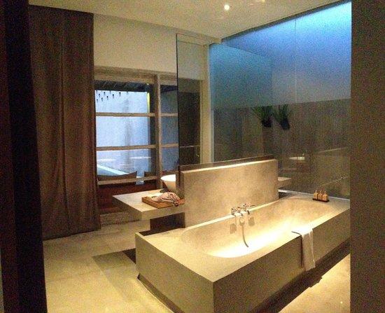 Uma Sapna: View from Room Morotai (Villa, 1 Bedroom, Private swimming pool)