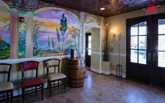 San Remo Restaurant: Entrance