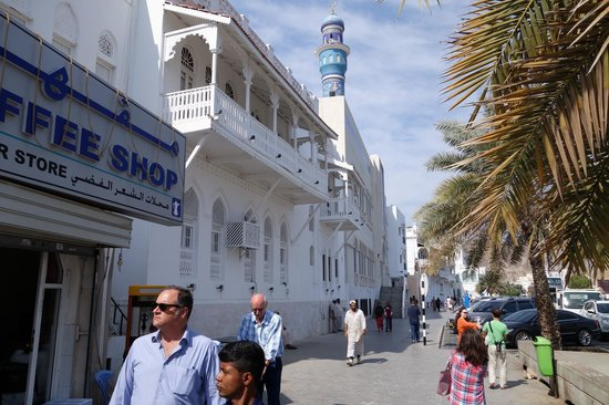 Corniche: More of the Merchants Houses on the waterfront
