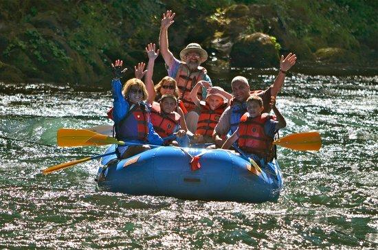Oregon Whitewater Adventures : McKenzie River, Portland Oregon