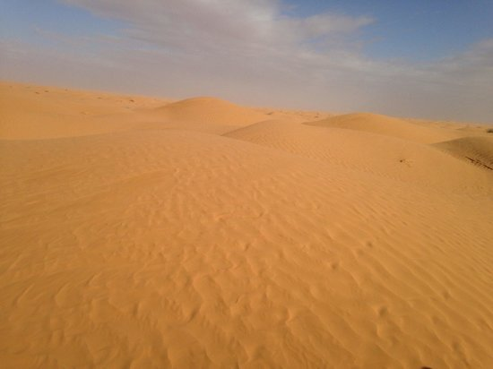 Camp Yadis Ksar Guilane: Desert