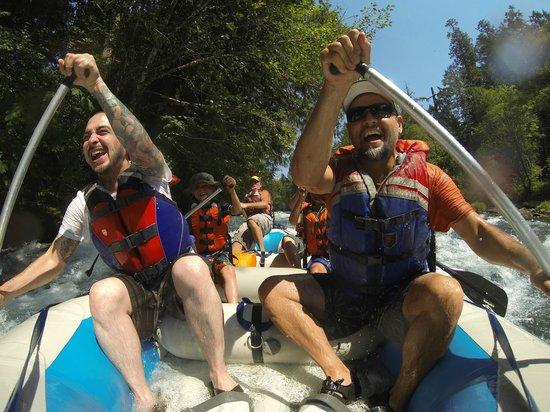 Oregon Whitewater Adventures : North Umpqua River, Roseburg Oregon