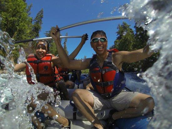 Oregon Whitewater Adventures : McKenzie River Corvallis Oregon
