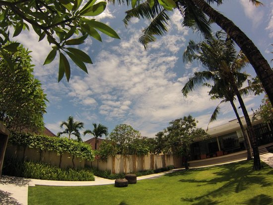 Uma Sapna: Public area outside Room Morotai