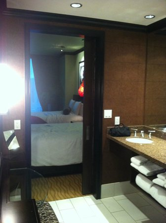 Tulalip Resort Casino: Bathroom