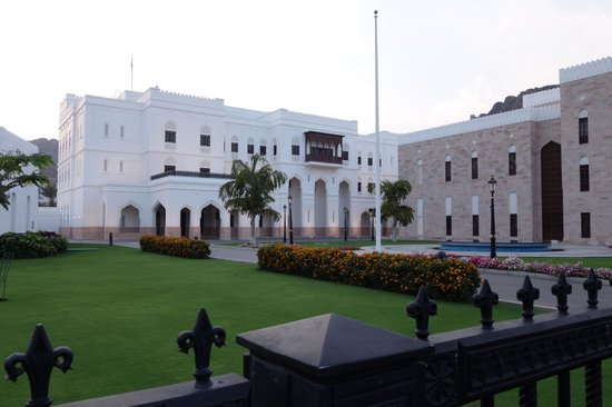 Königlicher Palast (Qaṣr al-ʿalam): Some of the Minstries