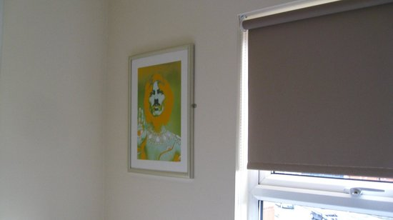 The Penny Lane Hotel : Picture in room