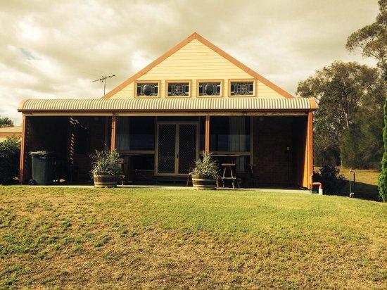 Bluebush Estate: The Chalet
