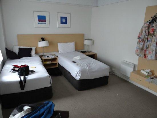 Willis Wellington Hotel: Bedroom view 1