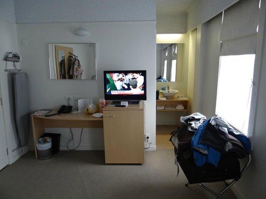Willis Wellington Hotel: room view