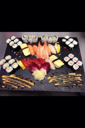 Eat Sushi Garibaldi : Eat sushi lyon 2