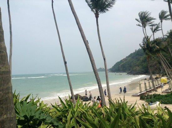 Four Seasons Resort Koh Samui Thailand : La plage
