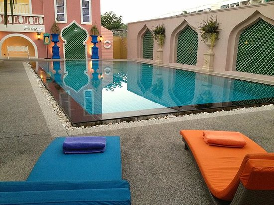 Rasa Boutique Hotel : Swimming Pool