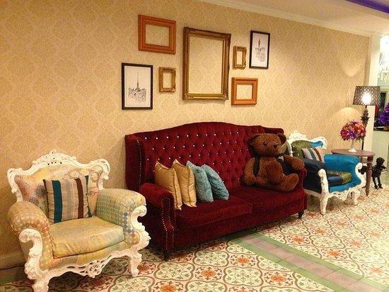 Rasa Boutique Hotel: Lobby