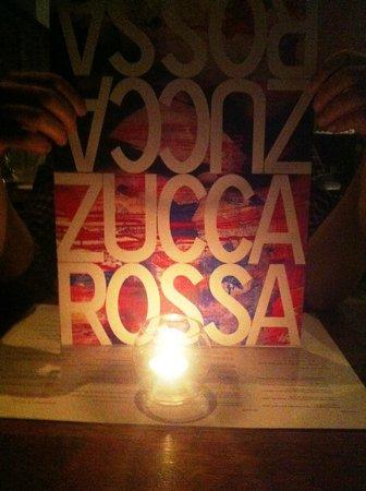 Zucca Rossa: Zucca Rosa