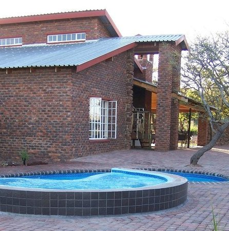 Pumula Lodge : Themba family unit