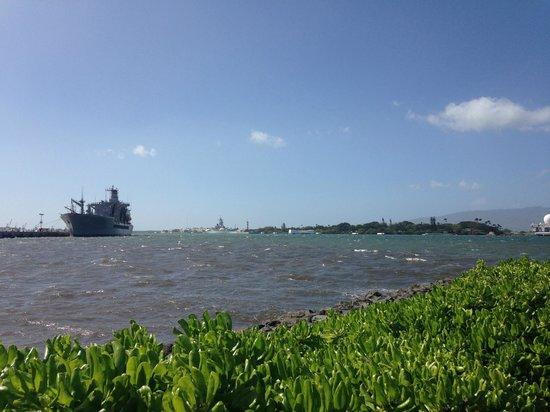 Pearl Harbor: Pearl Harbour