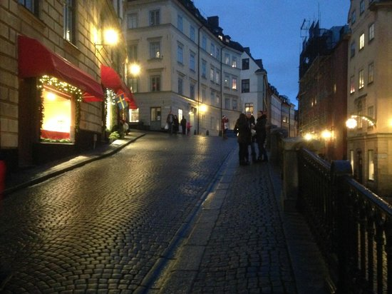 OURWAY Tours in Stockholm: Gamla Stan Dec 20th 2013