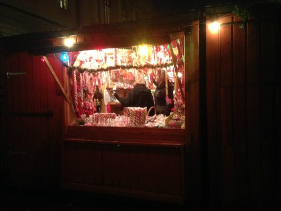 OURWAY Tours in Stockholm: Christmas market on Gamla Stan
