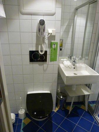 Augustin Hotel : Toilet