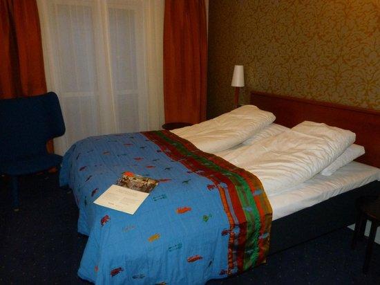 Augustin Hotel : room
