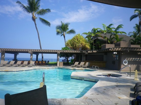 Kanaloa at Kona : お気に入りのプール