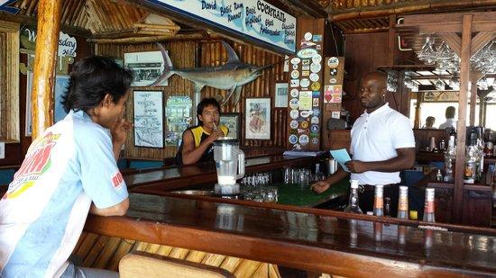 Basils bar : Indonesia goest