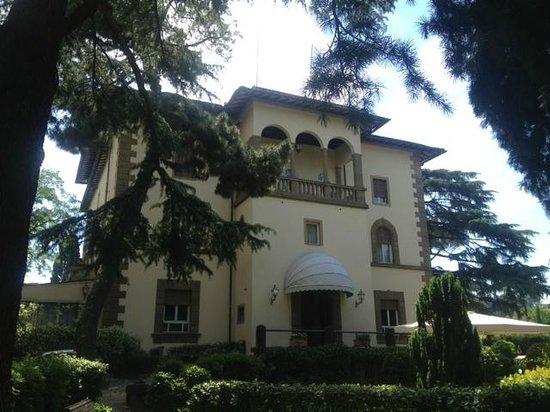 Park Palace Hotel: Hotel facade