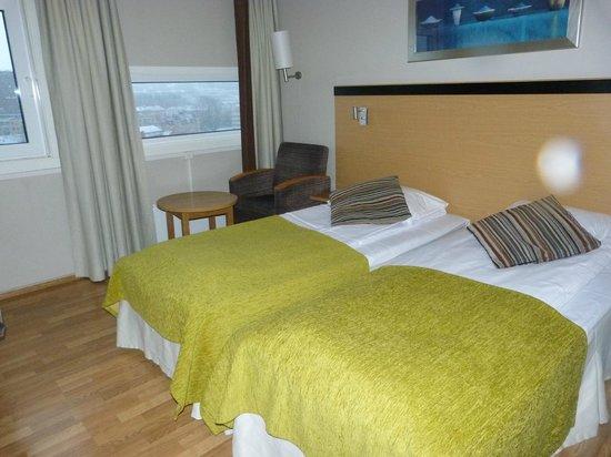 Anker Hotel: room