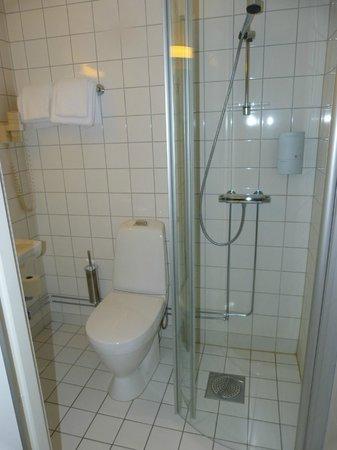 Anker Hotel: toilet