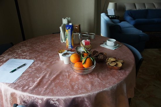 B&B Franca: Breakfast