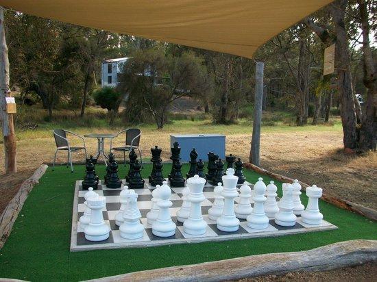 Boyup Brook, أستراليا: Garden Games