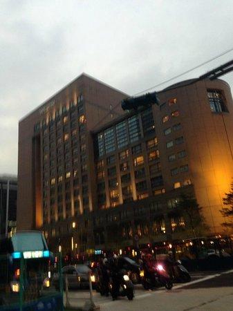 The Westin Taipei: hotel