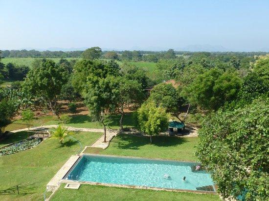 Kalu's Hideaway: grounds view