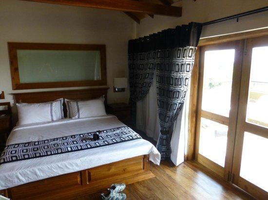 Kalu's Hideaway: fabulous room