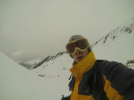 Station de Ski Luz Ardiden : Luz Ardiden Sous la neige