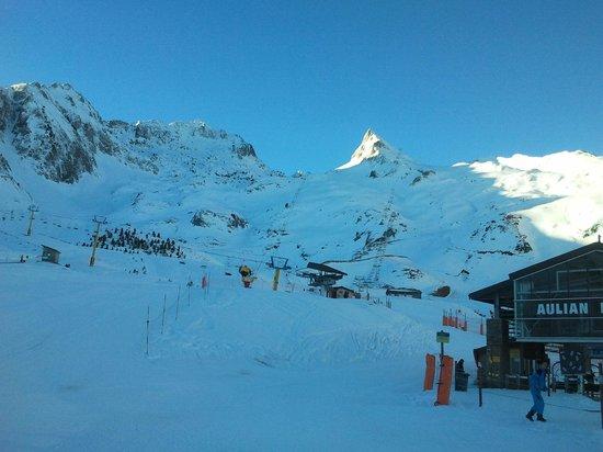 Station de Ski Luz Ardiden : Luz Ardiden Beau temps