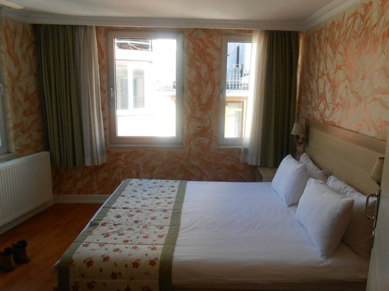 Hatay Hotel: The room