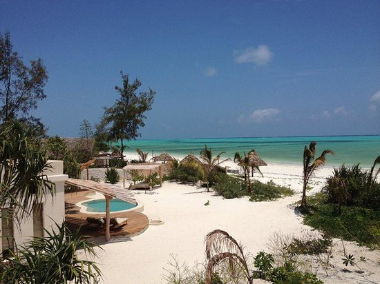 Zanzibar White Sand Luxury Villas & Spa : one bedroom villa