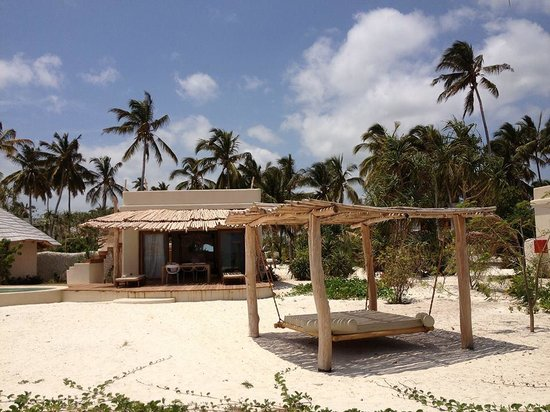 Zanzibar White Sand Luxury Villas & Spa : great for eating breakfast