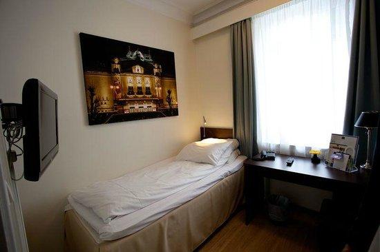 Best Western Plus Hotell Hordaheimen : Single room