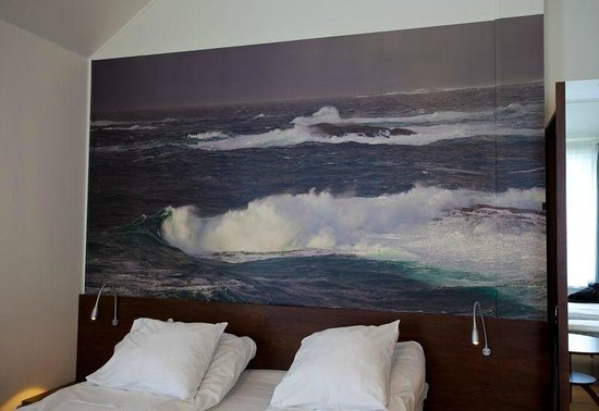 Best Western Plus Hotell Hordaheimen : Powered by nature, in the rooms even