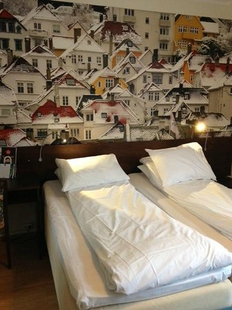 Best Western Plus Hotell Hordaheimen: Double room