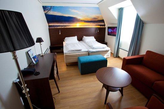 BEST WESTERN PLUS Hotell Hordaheimen : double room